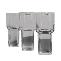 Highball Glasses by Sergio Asti for Arnolfo Di Cambio, 1970, Set of 6