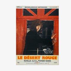 Le Désert Rouge by Michelangelo Antonioni Film Poster, 1964
