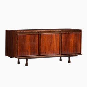 Italian Rosewood Sideboard by Giovanni Ausenda for Stilwood