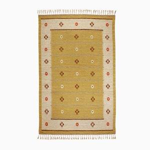 Vintage Swedish Carpet by Svensk Hemslöjd