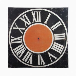 Ancient Tower Clockface, 1960s