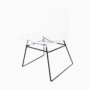 Lounge Stuhl aus Draht von Cees Braakman für Pastoe