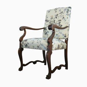 Antique German Armchair