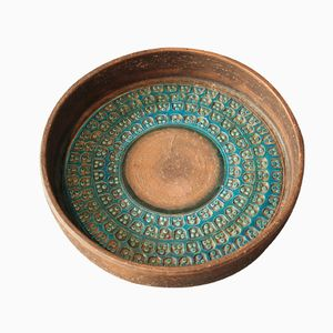 Ceramic Bowl by Aldo Londi for Bitossi