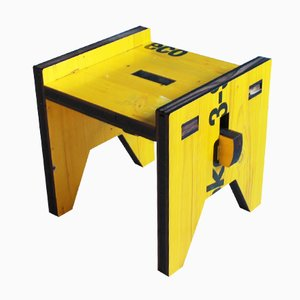 Tabouret ou Table d'Appoint Bipanc par Muzzle Design