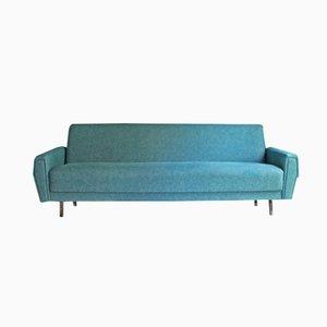 Canapé Vintage en Tissu d'Ameublement Durable, Danemark
