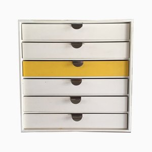 Stackable Drawer Box by Ristomatti Ratia for Treston Oy, 1972