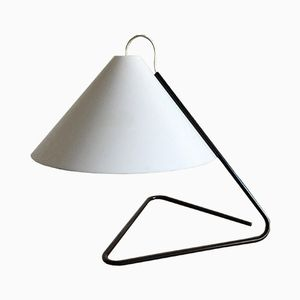 White Table Lamp by Paolo Tilche for Artform, 1959