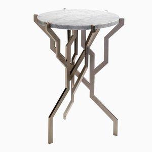 PLANT Tisch in Weiß by Kranen/Gille
