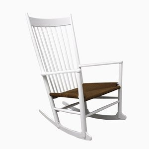 J16 Rocking Chair by Hans Wegner for Mobler F. D. B., 1964