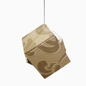 Lampada di seta di Harry Thaler per Swing Gallery
