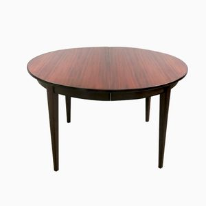 Model 55 Rosewood Dining Table from Omann Junn