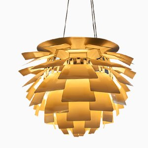 Artichoke Pendant Light by Poul Henningsen for Louis Poulsen, 1970