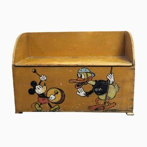 Walt Disney Children's Bench, 1920s