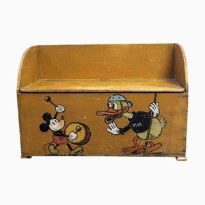 Walt Disney Kinder Sitzbank, 1920er