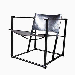 Würfelförmige FM61 Stuhl von Radboud van Beekum für Pastoe, 1970er