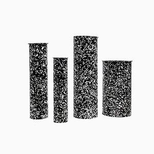Vasi Tube di Handmade Industrials, 2015, set di 4