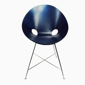 ST 664 Shell Chair by Eddie Harlis for Thonet