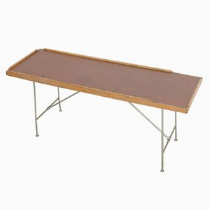 Industrial Folding Table, 1940s