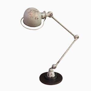 Industrielle Vintage Verstellbare Tischlampe von Jean-Louis Domecq für Jieldé