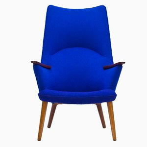 AP-27 Lounge Chair by Hans J. Wegner for A.P. Stolen, 1960s