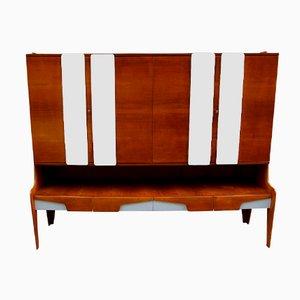 Mahogany Cabinet by Gio Ponti, 1960s