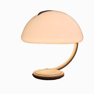 Serpente Tavolo 599 Desk Lamp by Elio Martinelli for Martinelli Luce, 1965