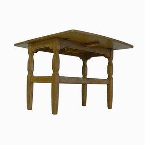 Oak Folding Table by Henning Kjaernulf for EG Kvalitetsmobel