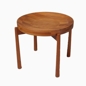 Burma Teak Side Table by Jens Harald Quistgaard