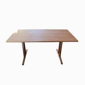 C35 Shaker Dining Table by Børge Mogensen for F.D.B. Furniture