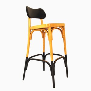 Two-Tone Barstool, 1980s