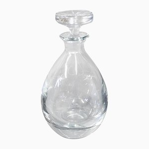 Glass Decanter from Strömbergshyttan