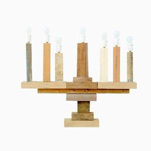 Lampe Menorah par Pepe Heykoop