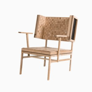 Chaise Soft Oak par Pepe Heykoop