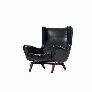 Model 110 Easy Chair by Illum Wikkelsø for Søren Willadsen, 1950s