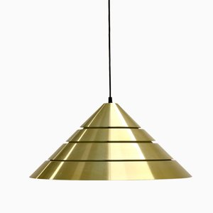 Cone Pendant Lamp by Hans Agne Jakobsson, 1960s