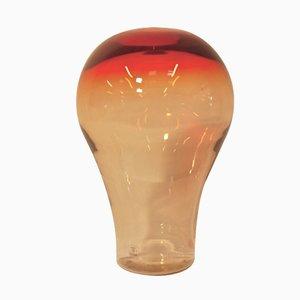 Modell Single Flower Vase von Lino Tagliapietra für Effetre Murano, 1991