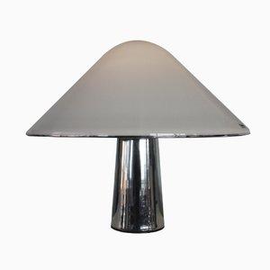 Tischlampe aus Plexiglas in Pilzform von iGuzzini, 1970er