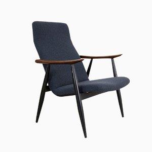 Skandinavischer Vintage Armlehnstuhl von Olli Borg für Asko
