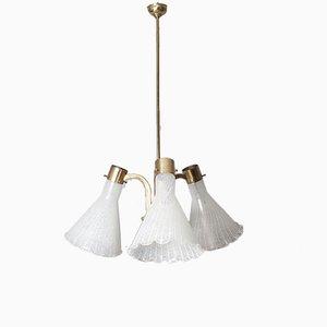 Venetian Murano Glass Ceiling Lamp