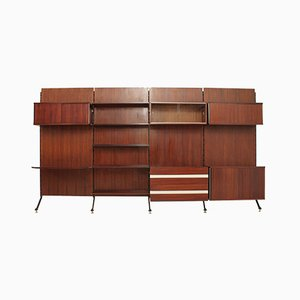 Urio Wall System by Ico Parisi for MIM, 1960s