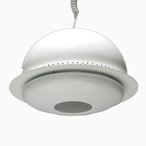 White Nictea Pendant by Afra and Tobia Scarpa for Flos, 1961