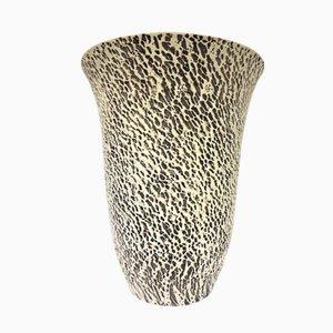 Vase Illuminé en Céramique par Pol Chambost, 1930s