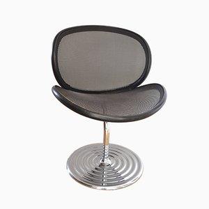 Chaise d'Appoint O-Line Vintage par Herbert Ohl pour Wilkhan Möbel