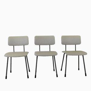 No. 1231 Esszimmerstühle oder Konferenzstühle von A.R. Cordemeyer für Gispen, 1965, 3er Set
