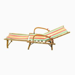 Functionalist Bauhaus Deckchair