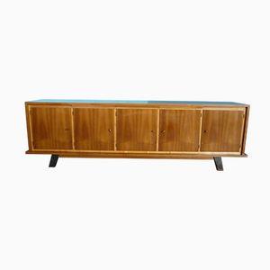 German Walnut Sideboard, 1950s