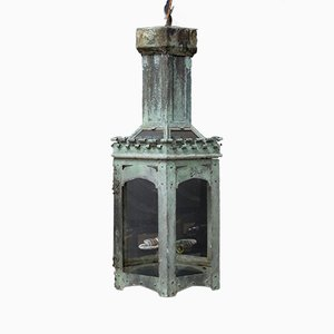 English Hall Lantern, 1870s