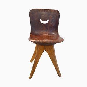 Siège Pivotant d'Enfant Style Réforme de Flötotto, 1950s