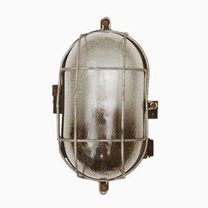 Industrial Bakelite Wall or Ceiling Lamp, 1948